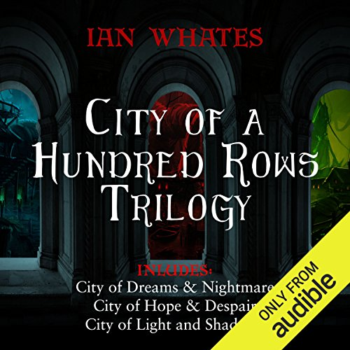 City of a Hundred Rows Trilogy audiobook cover art