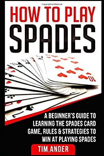 how to play spades 3 players