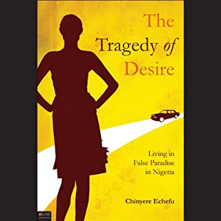 The Tragedy of Desire audiobook cover art