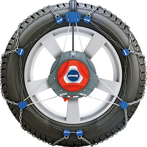 Pewag Schneeketten Reifenkette Schnee Ketten RSM 77 Servo Matik 2 Stk. 50563