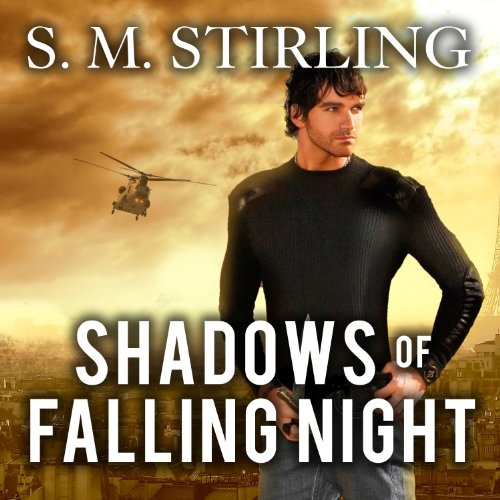 Shadows of Falling Night audiobook cover art