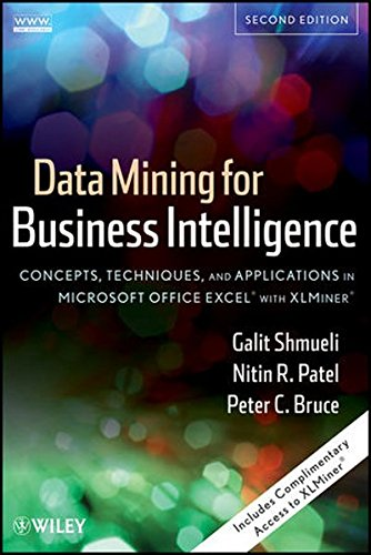 Data Mining for Business Intelligence: Concepts,...