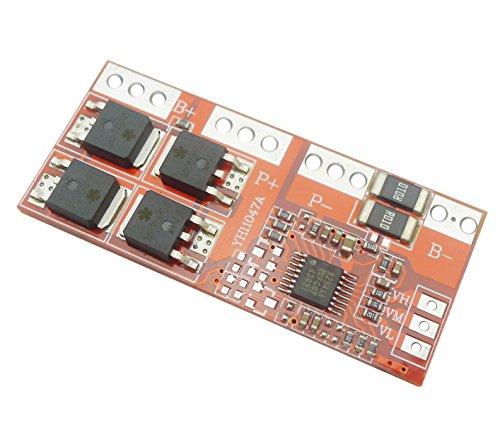 Preisvergleich Produktbild Aihasd 3S 30A High Current Fe LIFEPO4 LiFePO Battery Charger Protection Board 9.6V 10.8V