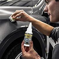 引っかき傷修理剤、車の引っかき傷修理剤、30MLシャープマウスポリッシングクリームペイントスクラッチリムーバー車の引っかき傷修理剤無毒のポータブル研磨ワックスクリーム