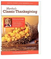 The Martha Stewart Holiday Collection - Martha's Classic Thanksgiving (Std Sub Dol) [DVD] [Import]