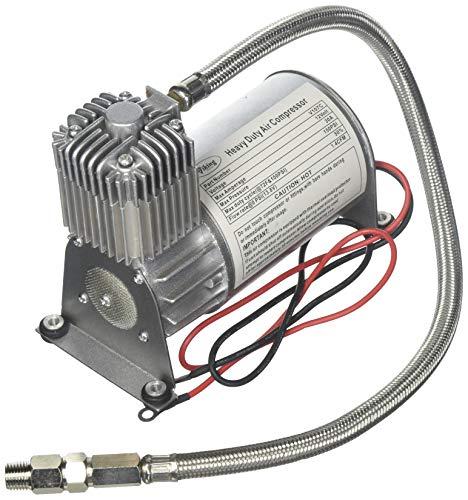 Viking Horns V107C Heavy-Duty 150 PSI Air Compressor for Train Horns