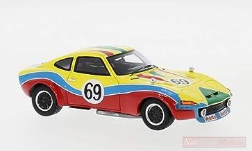 Neo Scale Models NEO45806 Opel GT Stonemason N.69 GP Nurburgring 1972 Dolk 1:43