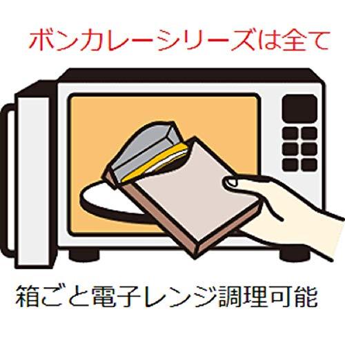 『大塚食品 ボンカレーネオ コクと旨みのオリジナル 230g×3個』の6枚目の画像