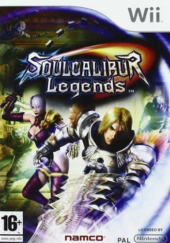 Soulcalibur Legends [Import spagnolo]