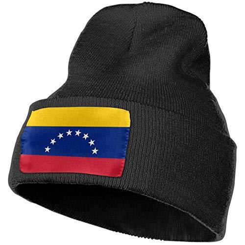 Mujer Bandera de Venezuela Hombres Mujeres Invierno Cálido Gorro Beanie Gorro Slouchy Streetwear