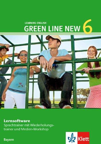 Green Line New 6. Schülersoftware 10. Schuljahr. Bayern. Windows Vista; XP; 2000; 98