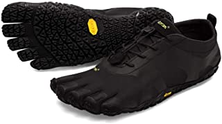 Vibram Men's V-Alpha Black Hiking Shoe