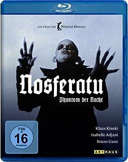 Nosferatu the Vampyre (1922) ( Nosferatu: Phantom der Nacht ) (Blu-Ray)