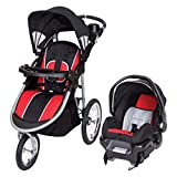 Baby Trend Pathway 35 Jogger Travel System, Sprint