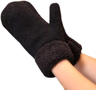 Women's Girl's Winter Thick Hand Keep Warm Mittens Gloves