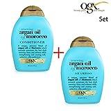 OGX Organix - SET Argan Oil of Morocco 1 x SHAMPOO + 1 x CONDITIONER