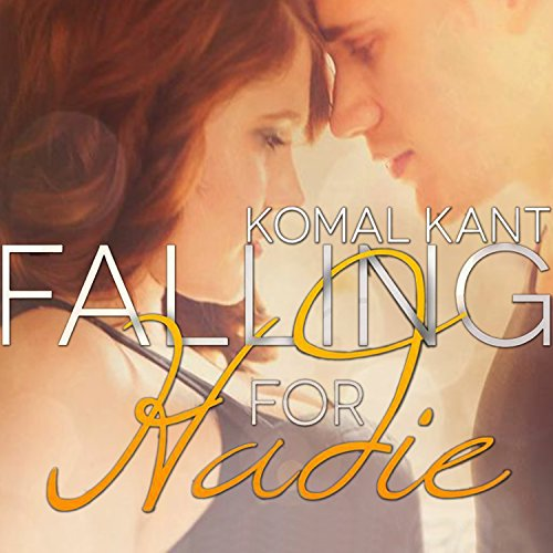 Falling for Hadie audiobook cover art