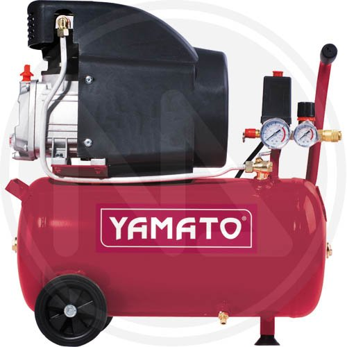 COMPRESSORE COASSIALE MONOFASE 24 LT. 2 HP YAMATO