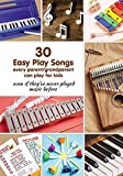 30 Easy Play Songs every parent/grandparent can play for kids even if they€™ve never played music before: Beginner Sheet Music for piano, melodica, ... bells, and any pitched toy instrument.