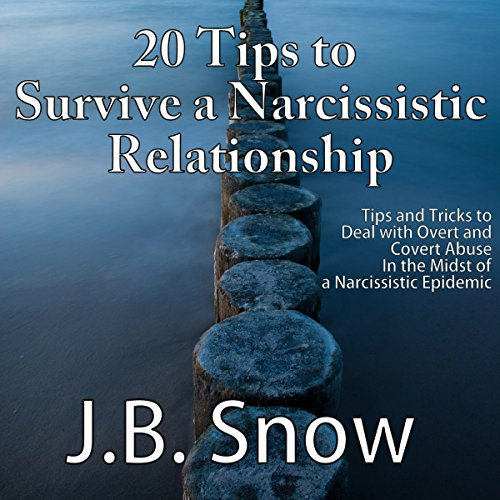 20 Tips to Survive a Narcissistic Relationship audiobook cover art