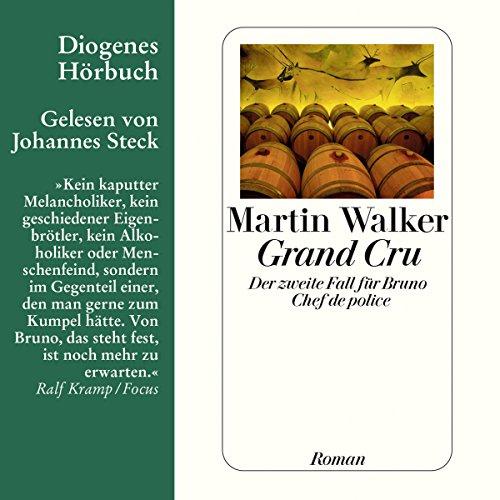 Grand Cru (Bruno Courrèges 2) audiobook cover art