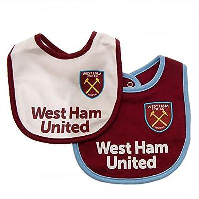 Bibs (2 Pack) - West Ham United F.C