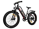 Addmotor MOTAN 500W Electric Bike Step Thru 26...