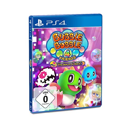 Bubble Bobble 4 Friends: The Baron is Back! - [PlayStation 4]