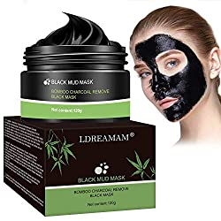 THE HEALTHY SKIN YOU DESERVE - Our Face Mask works as a Deep Cleansing Purifying Face Peel and Nose Mask to visibly minimize the appearance of pores, absorbs excess oil, and gently exfoliates for a bright, fresh-faced appearance. DEEPLY CLEANSING - L...