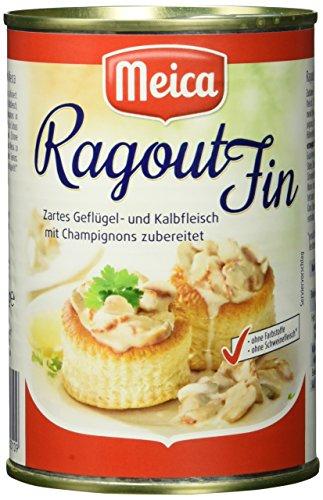 Meica Ragout Fin, 4 Dosen, 1,6kg