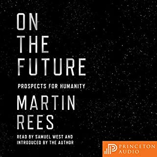 On the Future audiobook cover art