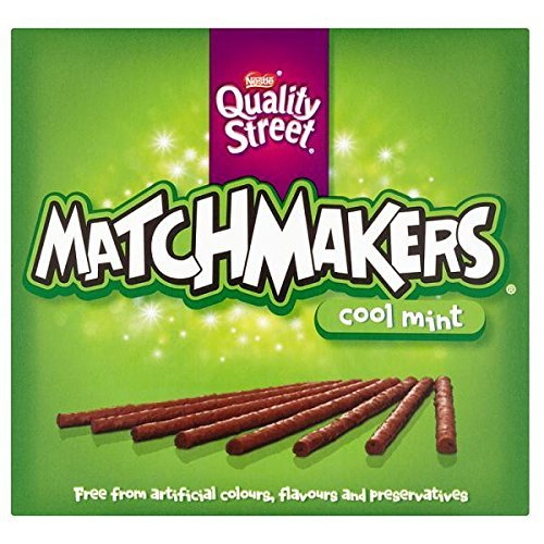 Matchmakers By Quality Street. Cool Mint Coolmint. Paquete de 5.