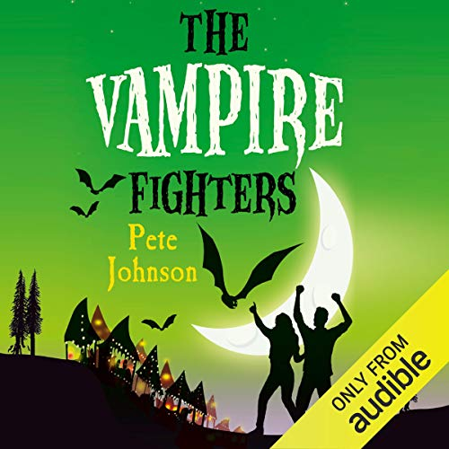 The Vampire Fighters cover art
