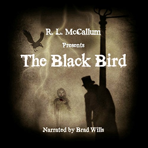The Black Bird audiobook cover art