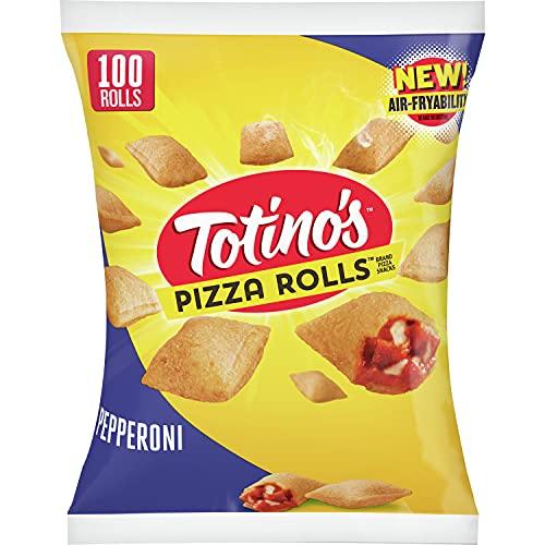 Totino's Frozen Pizza...