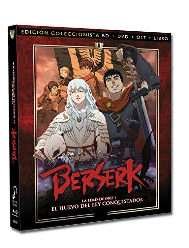 Berserk - Cb, Libro (2) Blu-ray