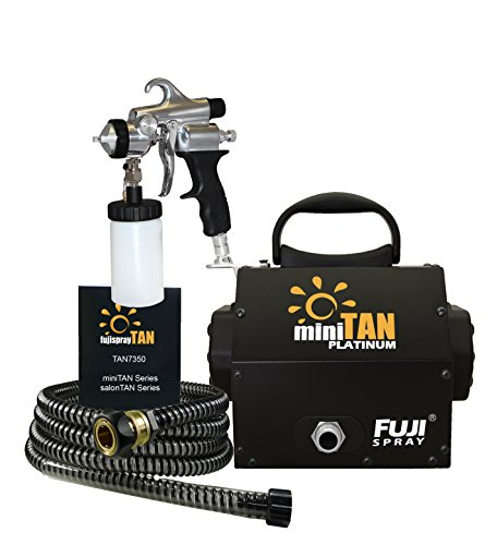 Fuji Mini Tan M Model System Spray Tan HLVP