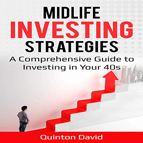 Midlife Investing Strategies audiobook cover art