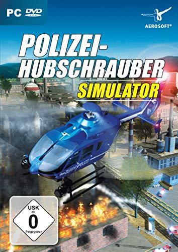Polizeihubschrauber Simulator - [PC]