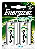1x Energizer Power Plus Größe D 2500mAh 1,2V AKKUS HR20–7638900138757–fabspower