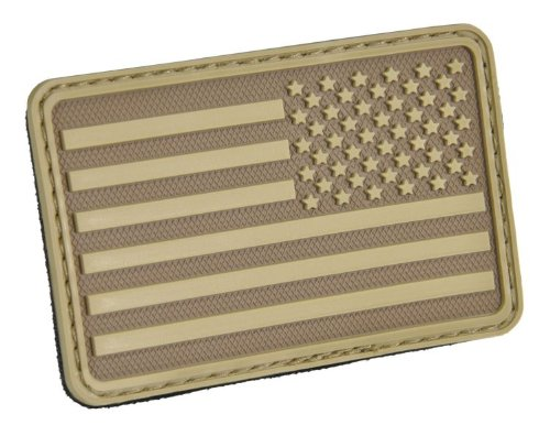 Hazard 4 Abzeichen USA Flag Right Arm Morale Patch, PAT-R-CYT