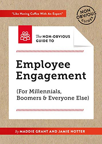 The Non-Obvious Guide To Employee Engagement (For Millennials, Boomers And Everyone Else) (Non-Obvious Guides (2))