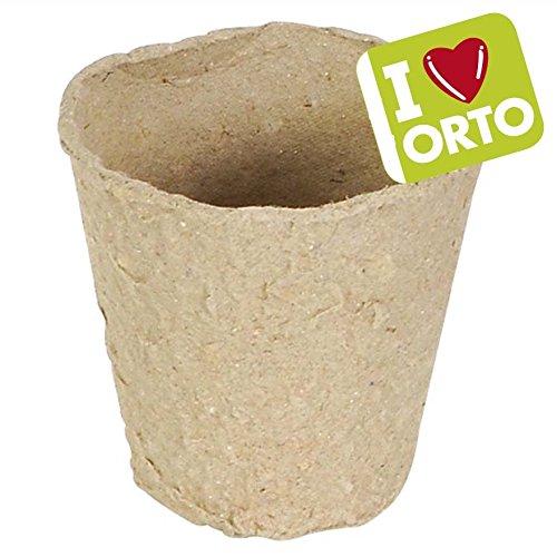 Pots biodégradables pour germes