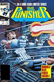 The Punisher  1986  #1  of 5