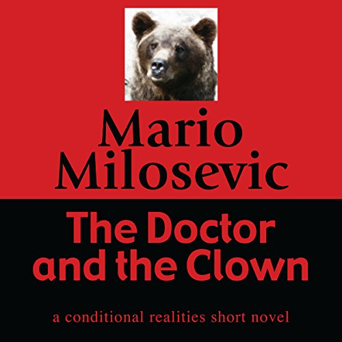 The Doctor and the Clown audiobook cover art