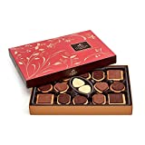 GODIVA Chocolatier Assorted Gift Box Chocolate Cookie, Covered Biscuit Chocolate Biscuit