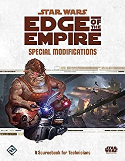 Star Wars Edge of The Empire Special Modifications Role Playing Game
