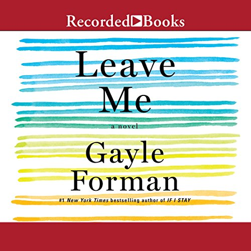 Leave Me audiobook cover art