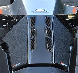 Adhesivo de Tanque de Resina de Gel 3D para Moto Compatible con KTM 790 Duke Naked
