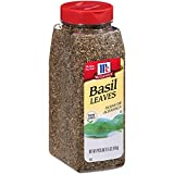 McCormick Basil Leaves, 5 oz